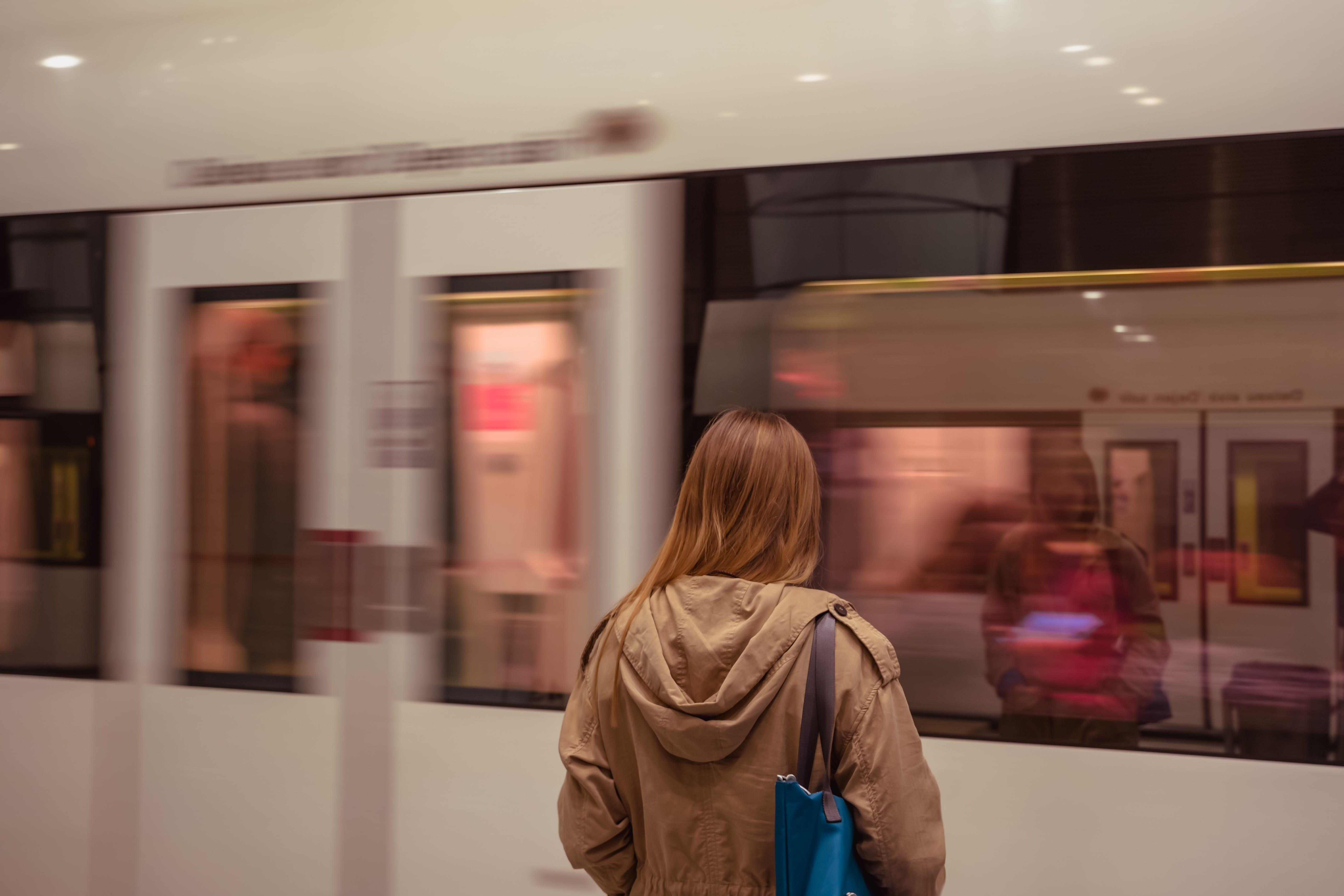 Fui víctima de acoso en el metro de la CDMX