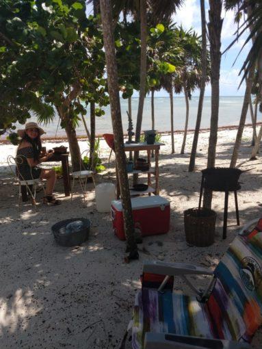 tulum-palapa-truck-soliman-bay-camping